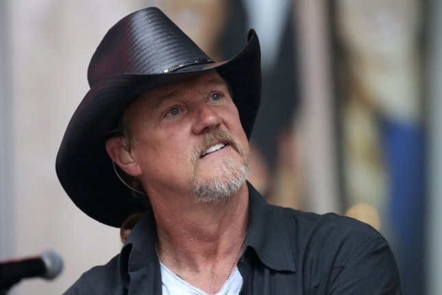 Trace Adkins is to perform at the Wounded Warrior Project's benefit dinner in New York this week. File Photo by John Angelillo/UPI