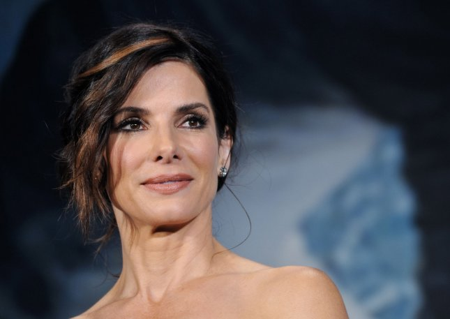 Actress Sandra Bullock attends the Japan premiere for the film Gravity in Tokyo, Japan, on December 5, 2013. UPI/Keizo Mori