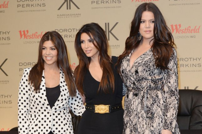 Kardashian Card: The reality stars unveil 2013 Christmas card during ...