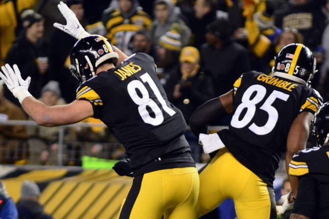 Pittsburgh Steelers TE Jesse James pleased with new NFL catch rule ... a77edbb3b