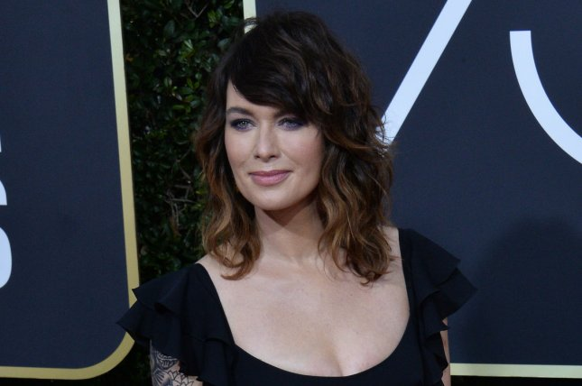 Lena Headey voiced her admiration for Emilia Clarke after the star went public about surviving two brain aneurysms. File Photo by Jim Ruymen/UPI