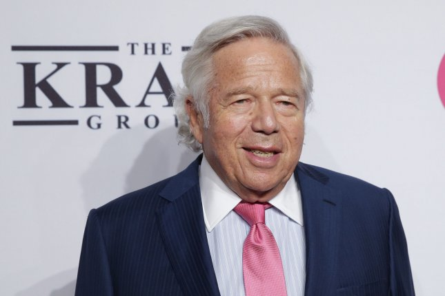 Robert Kraft Spa Sex Tape Won't Be Released Until Case Is Over