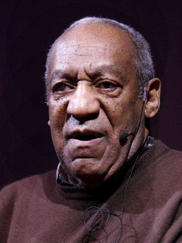 Bill Cosby (UPI Photo/Michael Bush)
