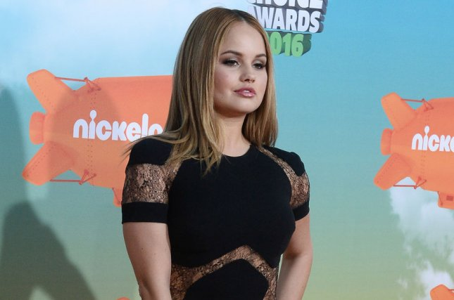 Debby Ryan attends the Nickelodeon Kids' Choice Awards on March 12, 2016. File Photo by Jim Ruymen/UPI
