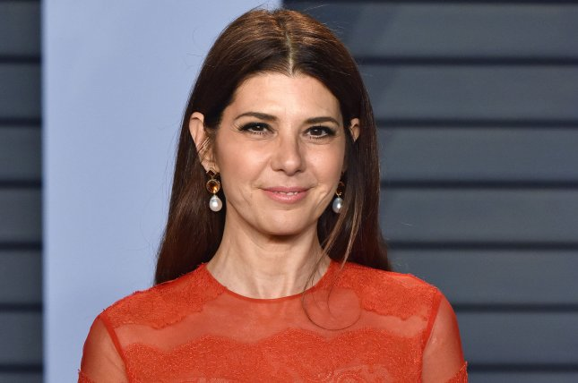 Marisa Tomei reacted on Instagram after discovering Julianne Moore is her genetic cousin. File Photo by Christine Chew/UPI