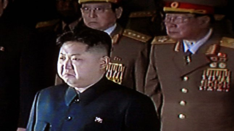 Kim Jong-un's ex-girlfriend 'executed by firing squad'