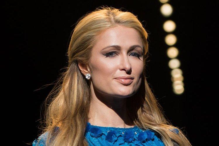 Paris Hilton says she is 'really proud' of former best friend Kim Kardashian. File photo by Andrea Hanks/UPI