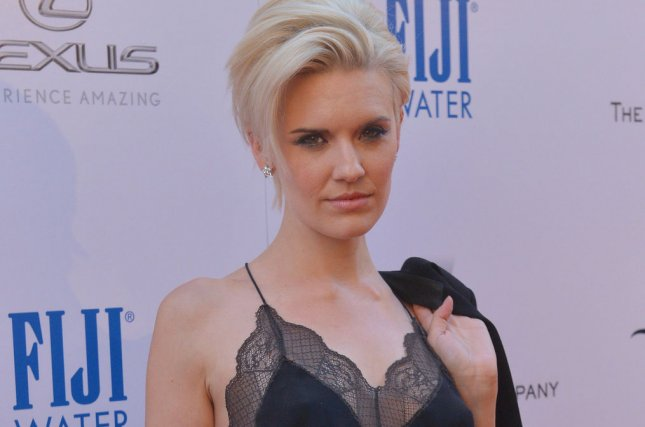 Actress Maggie Grace has landed a role on Fear the Walking Dead. File Photo by Jim Ruymen/UPI