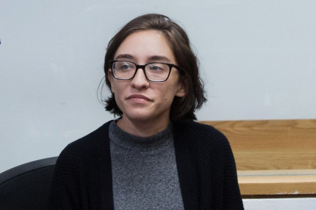American student Lara Alqasem, 22, was allowed to leave Ben Guion International Airport on Thursday after Israel's high court overturned her deportation. UPI Photo