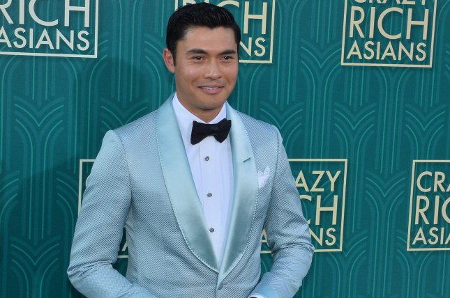 Cast member Henry Golding attends the premiere of Crazy Rich Asians in Los Angeles on July 7. The romantic comedy is No. 1 at the North American box office for a second weekend. Photo by Jim Ruymen/UPI