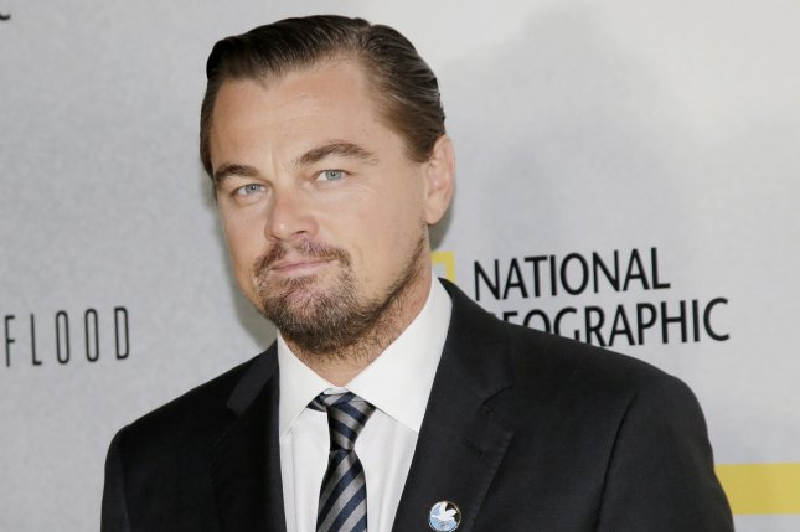 Leonardo DiCaprio may potentially star in filmmaker Guillermo del Toro's next film titled Nightmare Alley. File Photo by John Angelillo/UPI