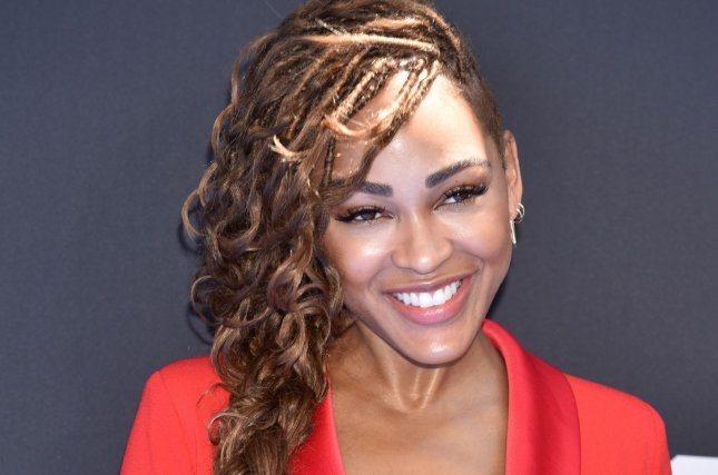 Meagan Good is set to star in Lifetime's Death Saved My Life. File Photo by Chris Chew/UPI