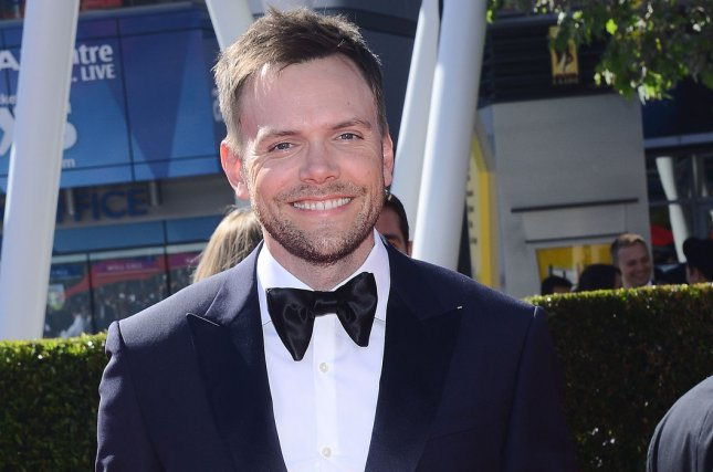 Presenter Joel McHale attends the 2013 Primetime Creative Arts Emmy Awards at the Nokia Theatre L.A. LIVE in Los Angeles on September 15, 2013. The Primetime Emmy Awards are presented by the Academy of Television Arts & Sciences in recognition of excellence in American primetime television. UPI/Jim Ruymen