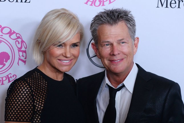 David Foster and his wife Yolanda Foster attend the Carousel of Hope Ball presented by Mercedes-Benz at The Beverly Hilton Hotel in Beverly Hills, California on October 11, 2014. File Photo by Jim Ruymen/UPI