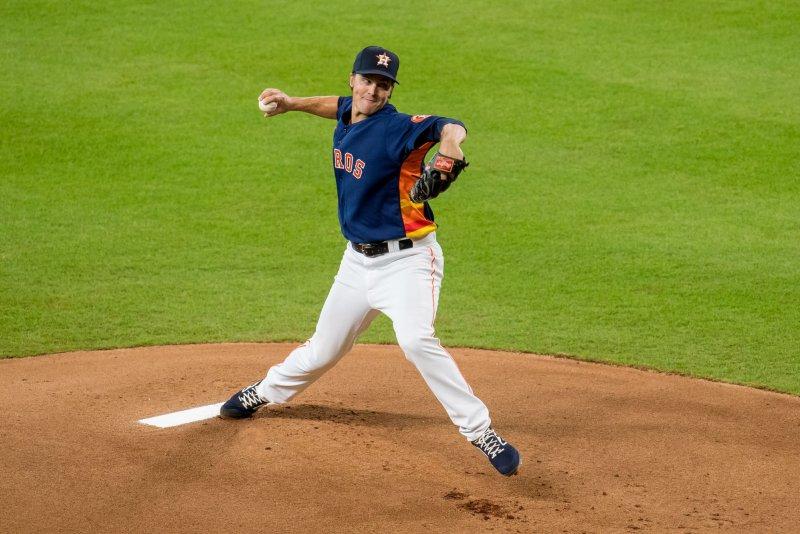 Houston Astros pitcher Zack Greinke scratched from start, put on IL