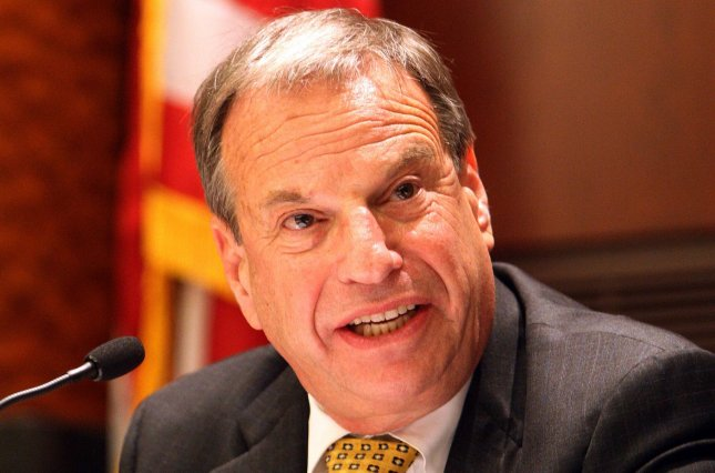 Former U.S. Rep. and former San Diego Mayor Bob Filner. (File/UPI/Bill Greenblatt)