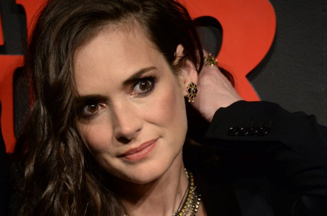 Cast member Winona Ryder attends the premiere of Netflix's supernatural mystery thriller Stranger Things at Mack Sennett Studios in Los Angeles on July 11, 2016. Photo by Jim Ruymen/UPI