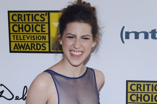 The pilot for Eden Sher's spinoff of The Middle is taking shape, with the addition of two new cast members. File Photo by Jim Ruymen/UPI