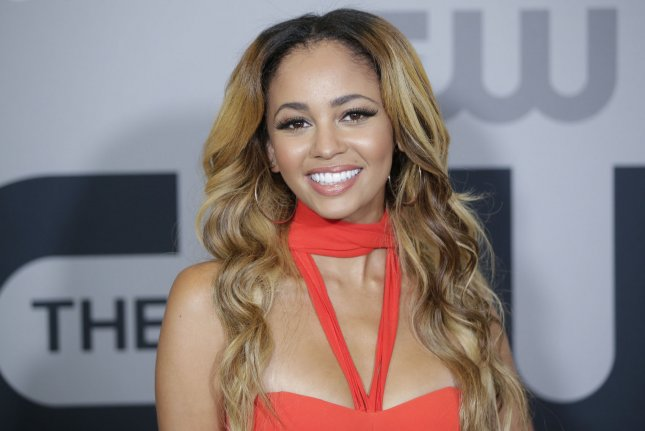 Vanessa Morgan married Michael Kopech in Florida this weekend. File Photo by John Angelillo/UPI