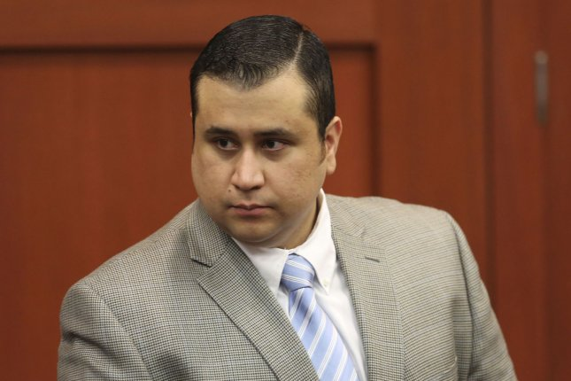 George Zimmerman was shot in the face Monday during a confrontation with fellow driver in Florida. File photo by Gary W Green/UPI