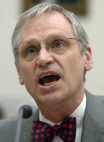 Rep. Earl Blumenauer (D-Or.) led the drive Thursday to approve allowing Veterans Affairs doctors to discuss medical marijuana with their patients. The amendment to the annual VA spending bill was approved after two previous attempts. (UPI Photo/Kevin Dietsch)