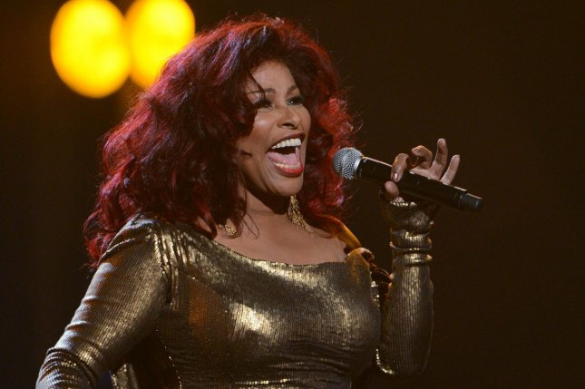 Chaka Khan performs during BET Awards 12 on July 1, 2012. Before performing songs in his honor as part of tribute concert, Khan remembered Prince as a quintessential master at efficiency and self-trust. File Photo by Jim Ruymen/UPI
