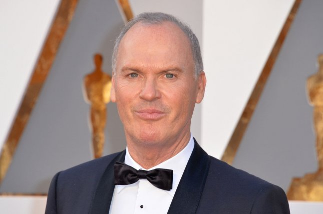 Michael Keaton arrives on the red carpet during the 88th Academy Awards on February 28, 2016. Keaton is now confirmed to be portraying villian the Vulture in Spider-Man: Homecoming. File Photo by Kevin Dietsch/UPI