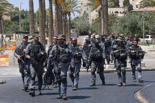 Attack at Temple Mount in Jerusalem's old city