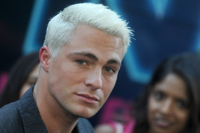 Colton Haynes married his longtime partner Jeff Leatham in Palm Springs, Calif., on Friday. File Photo by Dennis Van Tine/UPI