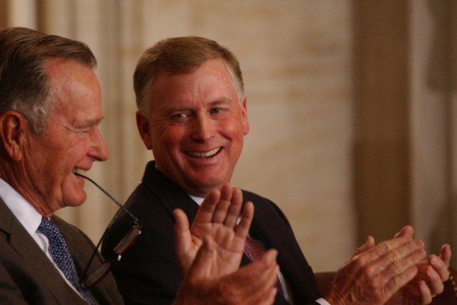 Former President George H. W. Bush 