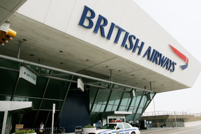British Airways on Friday said it was targeted by hackers in recent weeks, and promised to compensate about 380,000 customers who were affected. File Photo by Monika Graff/UPI