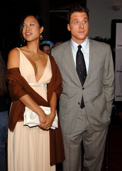 Actor Alan Tudyk, who portrays Wash in the sci-fi motion picture drama Serenity, arrives for the premiere of the film at Universal Studios in Los Angeles, California September 22, 2005. Based on the cancelled TV sci-fi show Firefly, Serenity takes place 500 years in the future when humans have fled Earth and colonized a distant solar system ruled by the dictatorial Alliance government. (UPI Photo/Jim Ruymen)
