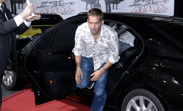 Paul Walker attends a Japan premiere of the film Fast & Furious in Tokyo, Japan, on Sept. 30, 2009. UPI/Keizo Mori