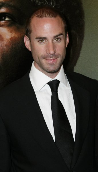 Joseph Fiennes arrives for the premiere of the film Goodbye Bafana on the Champs-Elysees in Paris on March 21, 2007. His portrayal of Michael Jackson in the British comedy Elizabeth, Michael, Marlon will not be seen as planned, as Sky has canceled the broadcast. File Photo by David Silpa/UPI