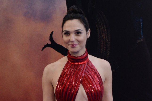 Cast member Gal Gadot attends the premiere of Wonder Woman in Los Angeles on May 25. File Photo by Jim Ruymen/UPI