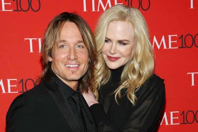 Keith Urban (L), pictured with Nicole Kidman, dedicated a sweet post to the actress on their 12th wedding anniversary. File Photo by Monika Graff/UPI