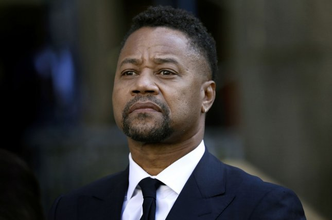 Cuba Gooding Jr. pleaded not guilty to a third set of sexual misconduct charges in New York on Thursday.  Photo by Peter Foley/UPI
