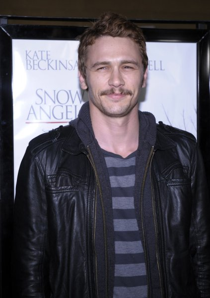 Actor James Franco attends the premiere of the film Snow Angels in Los Angeles on February 28, 2008. (UPI Photo/ Phil McCarten)