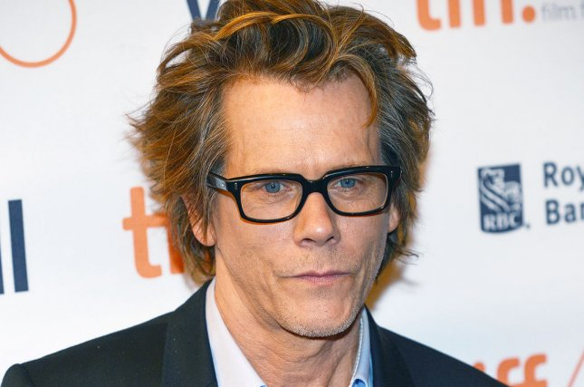 Kevin Bacon arrives at the Toronto International Film Festival premiere of Black Mass on September 14, 2015. File Photo by Christine Chew/UPI