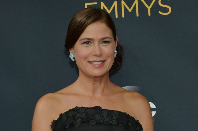 Maura Tierney will star with Jeff Daniels in Rust, a new series based on Philipp Meyer's novel, American Rust. File Photo by Christine Chew/UPI