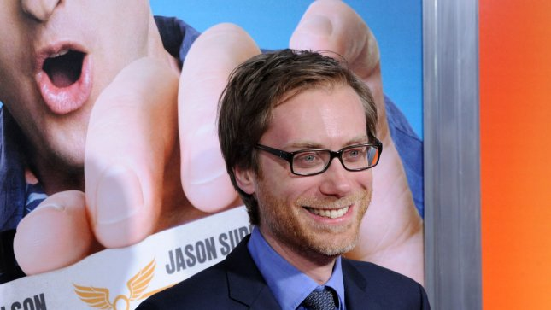 Actor Stephen Merchant in 2011. UPI/Jim Ruymen