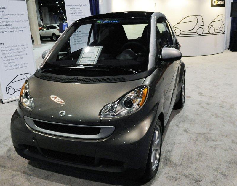 U S Smart Car Foundering