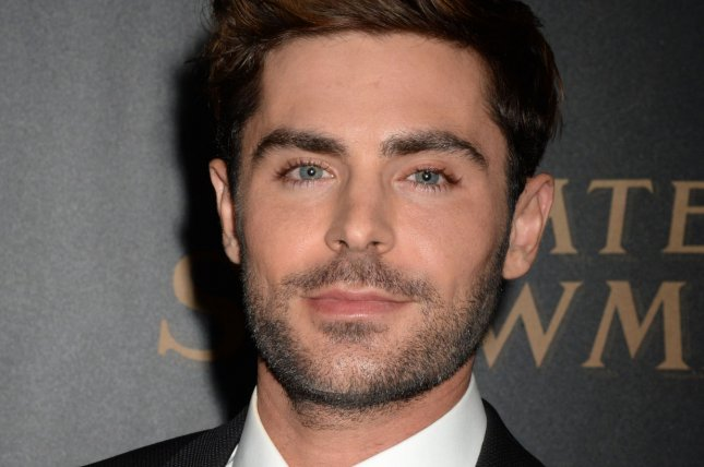 Zac Efron is set to star in a remake of Firestarter. File Photo by Dennis Van Tine/UPI