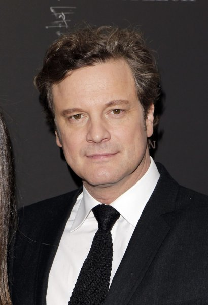 Colin Firth arrives on the red carpet for The King's Speech Premiere at the Ziegfeld Theater in New York City on November 8, 2010. UPI/John Angelillo
