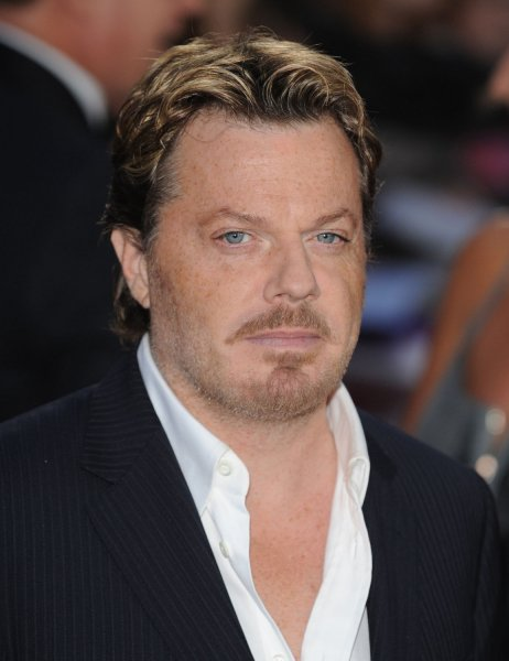 British actor Eddie Izzard attends the National Movie Awards at Royal Festival Hall in London on September 8, 2008. (UPI Photo/Rune Hellestad)
