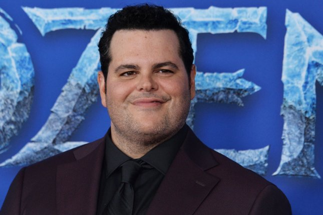 Josh Gad will voice Olaf once again in an upcoming Frozen animated short, Once Upon a Snowman. File Photo by Jim Ruymen/UPI