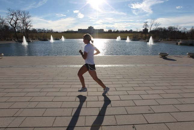 A new study suggests moderate exercise is safe and beneficial for people with hypertrophic cardiomyopathy. File photo by Bill Greenblatt/UPI