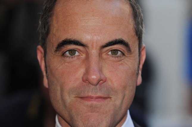 Irish actor James Nesbitt attends the 2009 GQ Awards at Royal Opera House in London. UPI/Rune Hellestad