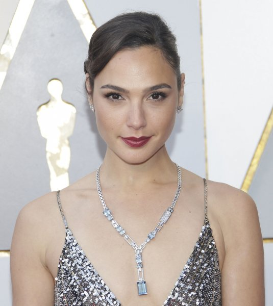 Gal Gadot is to be a presenter at the Oscars ceremony in Los Angeles on Feb. 9. File Photo by John Angelillo/UPI