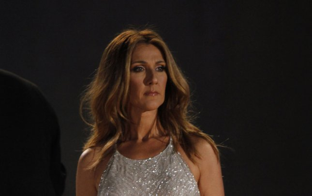 Celine Dion performs in Concert with Andrea Bocelli in Central Park in New York on September 15, 2011. UPI /Laura Cavanaugh